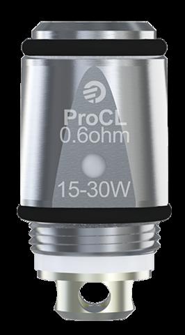 Сменный испаритель JoyeTech ProCL EgoOne TFTA* EgoOne* TRON (0,6 Ω) 1шт.