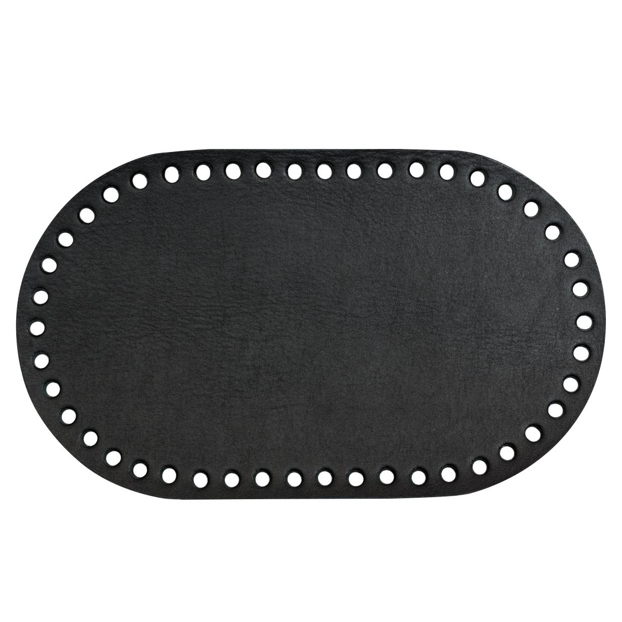 Кожаная фурнитура Дно. Натуральная кожа черное матовое 3 мм IMG_9309.jpg