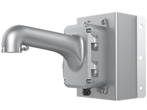 Крепление на угол с монтажной коробкой Hikvision DS-1604ZJ-Box-Corner-P
