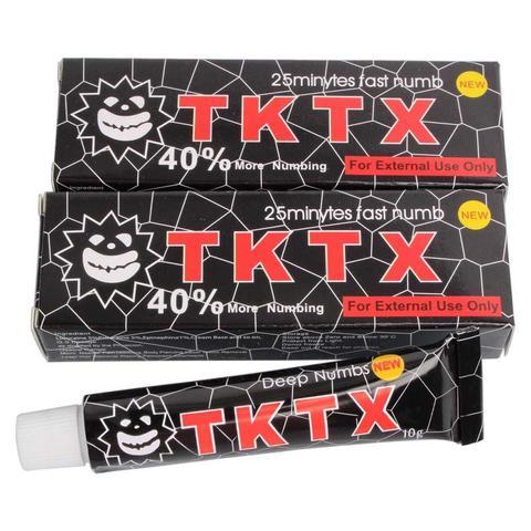 Анестетик крем первичный TKTX 40%