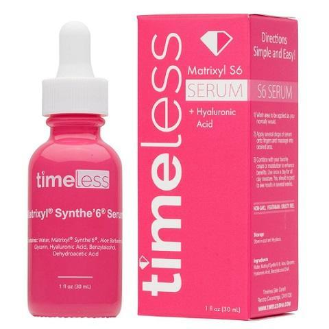 Сыворотка Timeless Matrixyl S6 + Hyaluronic Acid 30 мл