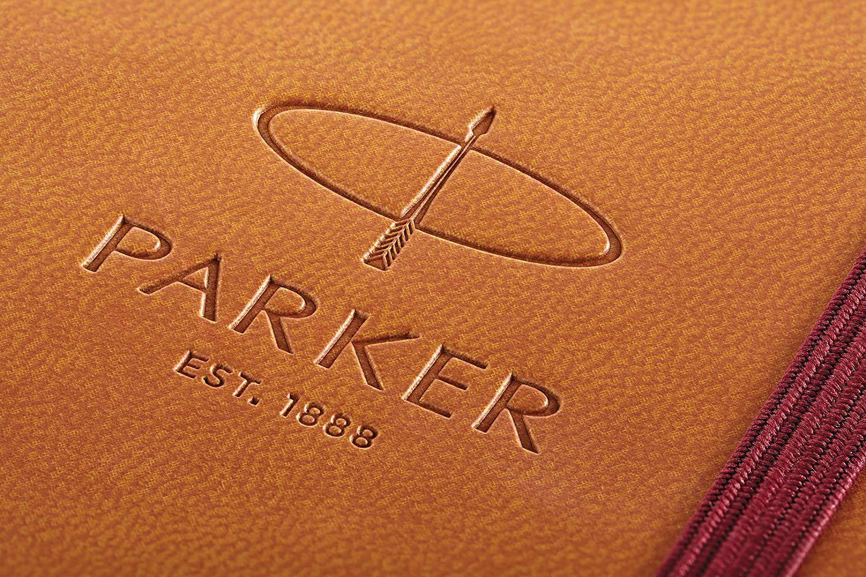 Набор подарочный Parker Sonnet - Stainless Steel CT, перьевая ручка, M + блокнот