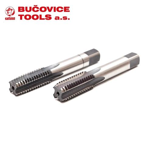 Метчик M6x0,75 (Комплект 2шт) 115CrV3 CSN223010 6h(2N) Bucovice(CzTool) 110061 (ВП)