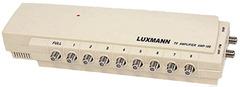 Усилитель ТВ сигнала Luxmann AMP-108 (8 вых.)