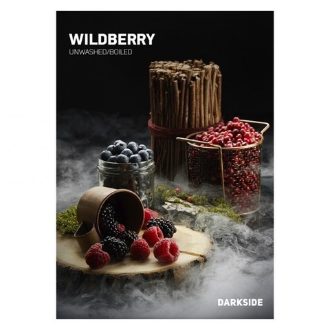 Dark Side Wildberry 100г