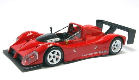 Ferrari F333 SP red 1:43 Eaglemoss Ferrari Collection #25