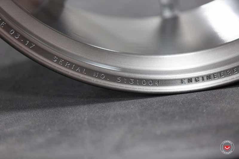 Vossen VPS 310 (Precision Series)