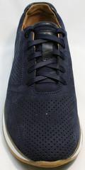 Модные кроссовки для мужчин Faber 1957134-7 Blue