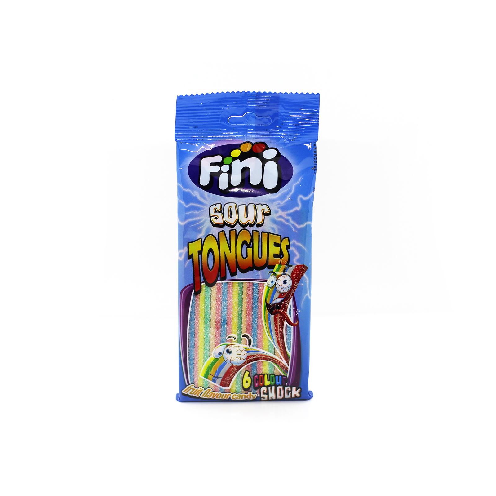 Пластинки Fini sour tongues