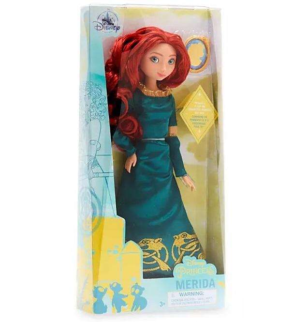 Кукла Мерида с  подвеской Disney Classic Doll