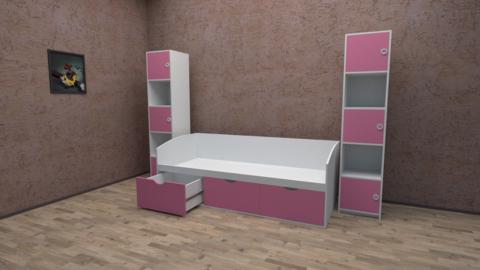 Кровать Мезонин 8