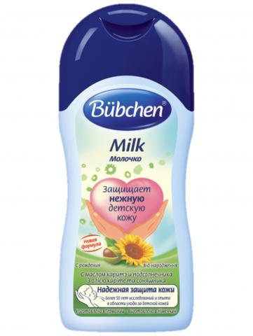 Bubchen. Молочко для новорожденных, 200 мл