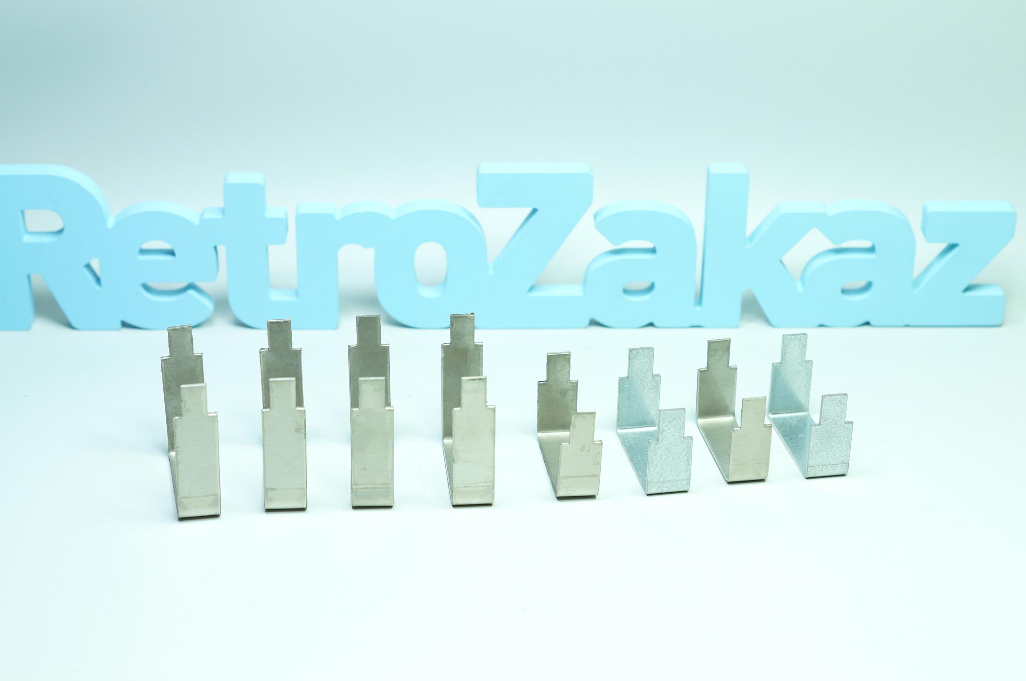 Хомут ресоры стяжной Газ 21