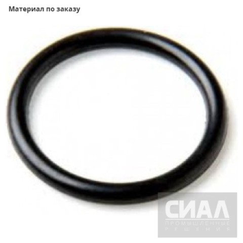 Кольцо уплотнительное круглого сечения 032-036-25