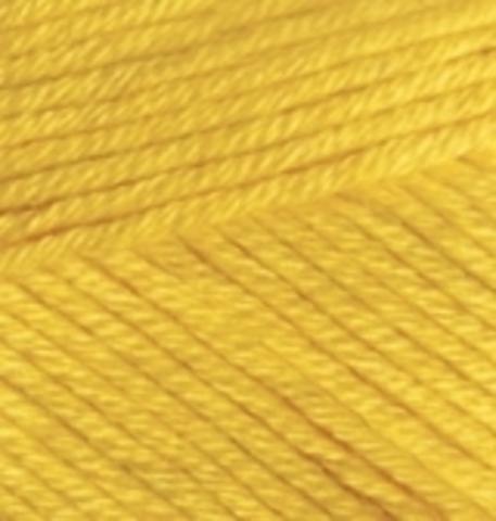 Пряжа Bella Alize 488 Желтый