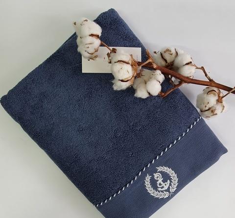 MICHEL SAILING - МИШЕЛЬ САЙЛИНГ кремовый полотенце махровое Maison Dor(Турция) .