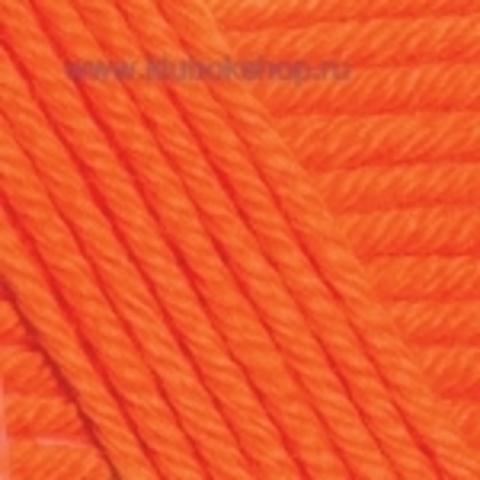 Пряжа Creative YarnArt Оранжевый 242