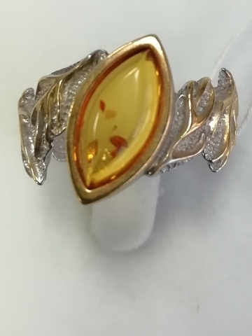 Клайда (кольцо  из серебра)