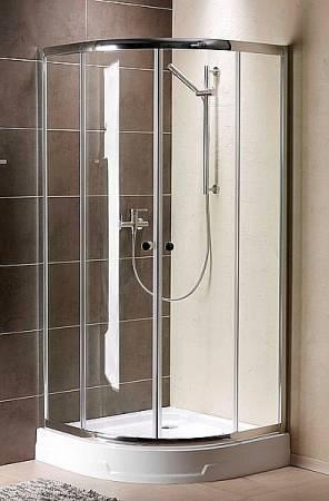 Душевой угол RADAWAY Dolphi Premium Plus A 30403-01-02N
