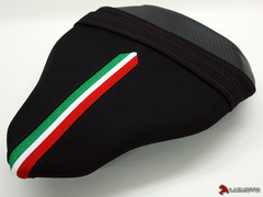 Team Italia Suede Чехол на пассажирское сиденье