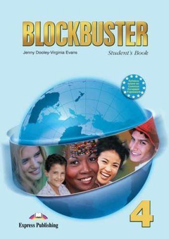 Blockbuster 4. Student's Book. Intermediate. Учебник
