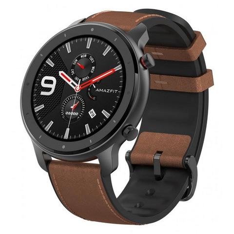 Смарт-часы Amazfit GTR 47mm Aluminum Alloy EU (A1902)
