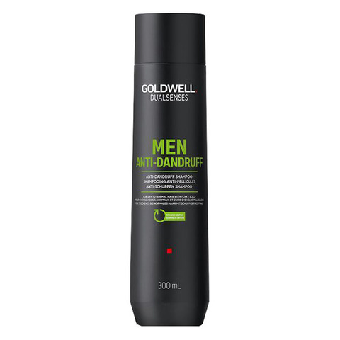 Шампунь против перхоти, Goldwell Dualsenses For Men Anti-Dandruff Shampoo, 300 мл.