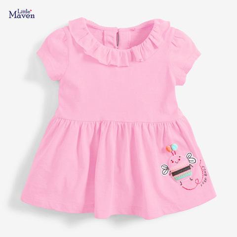 Платье для девочки Little Maven Пчёлка
