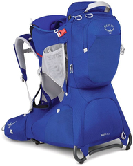Рюкзак переноска для ребенка Osprey Poco Plus, Blue Sky