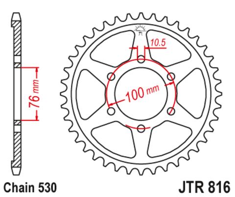 JTR816