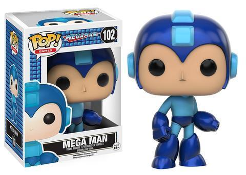 Фигурка Funko POP! Vinyl: Games: MegaMan: Mega Man 10346