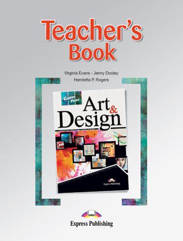 ART & DESIGN  Teacher's book
