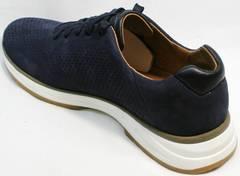 Удобные кроссовки мужские Faber 1957134-7 Blue