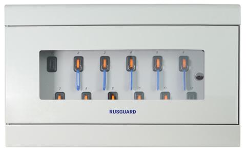 Электронная ключница RusGuard KeyKeeper-12