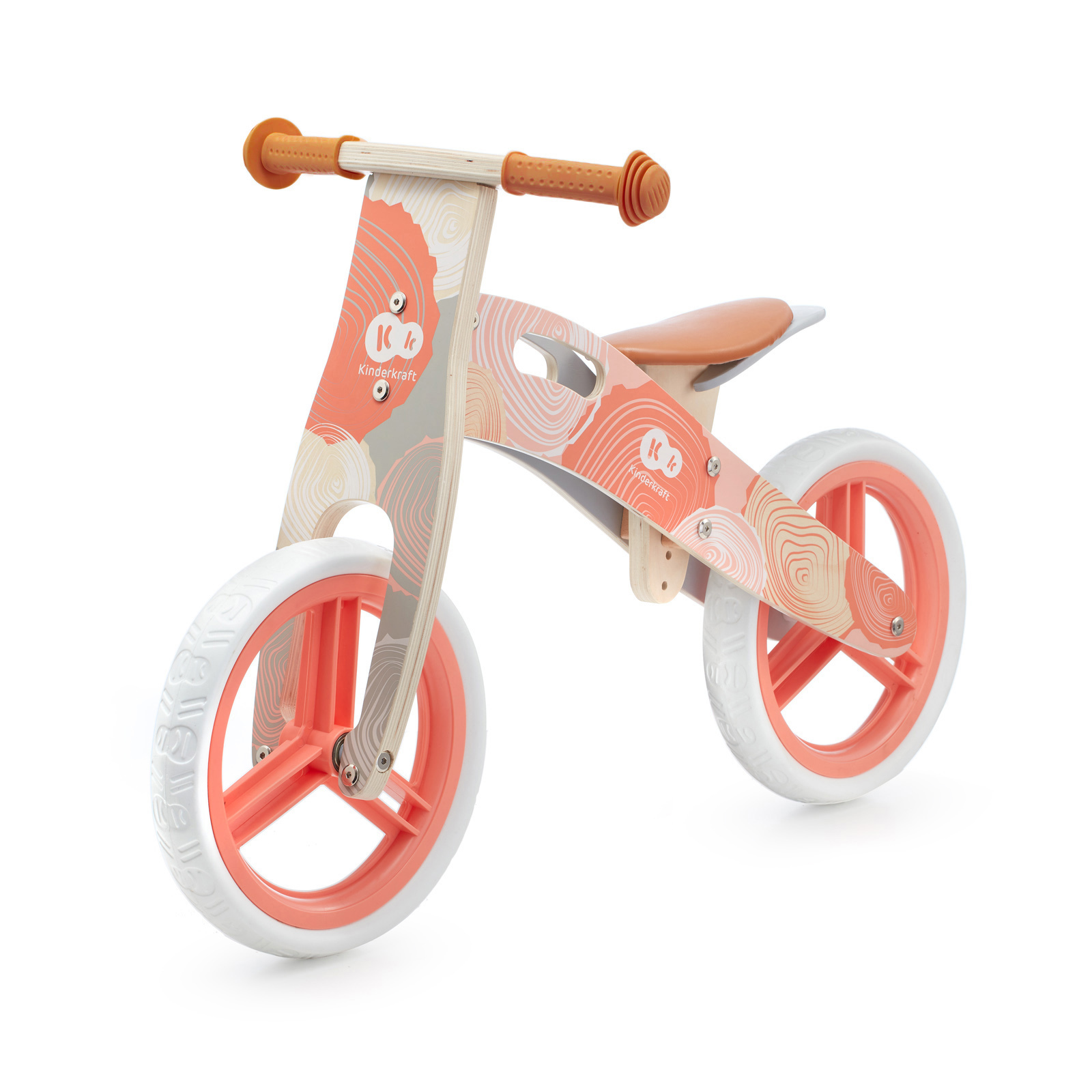 Беговел Kinderkraft Runner 2021 Nature Coral