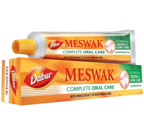 Зубная паста МЕСВАК, Toothpaste MESWAK, Dabur, 100 гр.