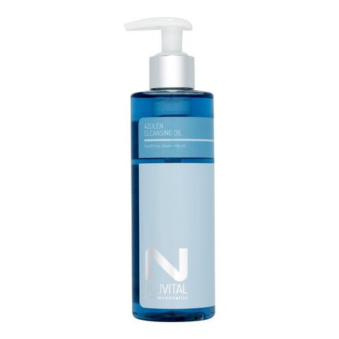 Масло очищающее азуленовое Azulen Cleansing Oil, Nouvital, 250 мл