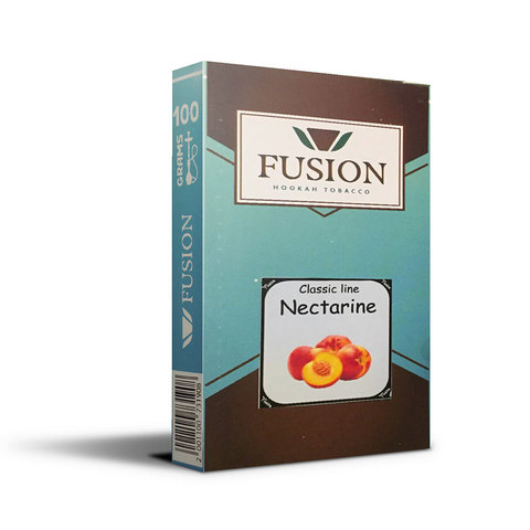 Табак Fusion Soft Nectarine 100 г