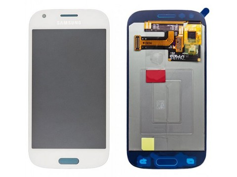 LCD SAMSUNG G357FZ Galaxy Style + Touch White Orig