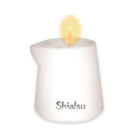 Массажная свеча с ароматом амбры - 130 гр.