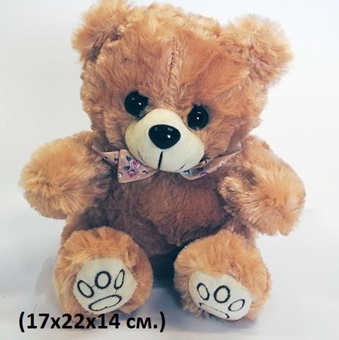 ОSTM-034 Медведь с бантом №1