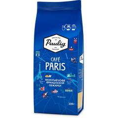 Кофе молотый Paulig Cafe Paris 200 г (вакуумная упаковка)