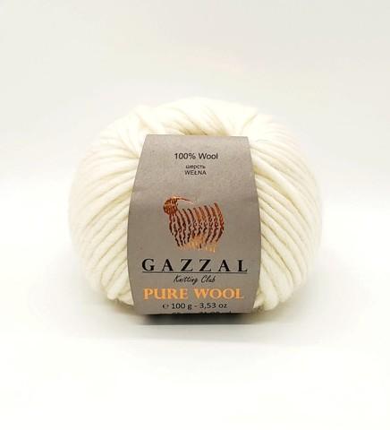 Pure wool (Gazzal)