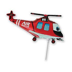 Мини фигура Вертолет спасателей 25 Х 43см