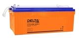 Аккумулятор DELTA DTM 12230 L ( 12V 230Ah / 12В 230Ач ) - фотография