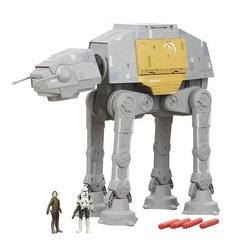 Звездные войны Шагоход AT-ACT на дистанционном управлении 2 фигурки — Star Wars Fire Imperial AT-ACT R/C