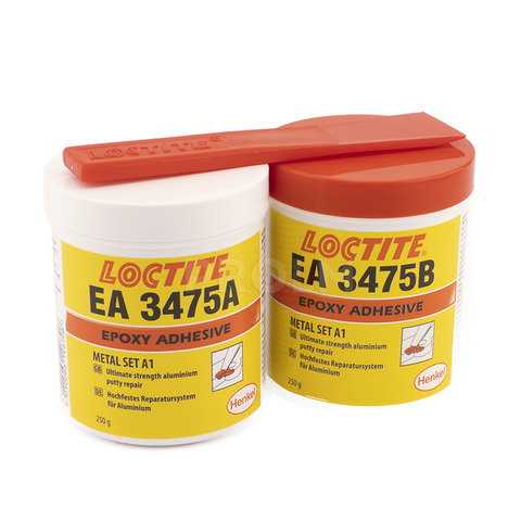 LOCTITE EA 3475 Алюмонаполненная шпатлевка