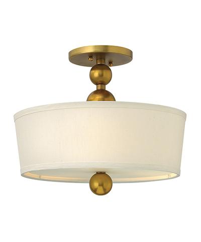 Потолочный светильник Hinkely Lighting, Арт. HK/ZELDA/SF VS
