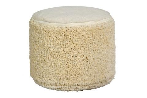 Пуф Lorena Canals Marshmallow Round Vanilla (18xØ27 см)