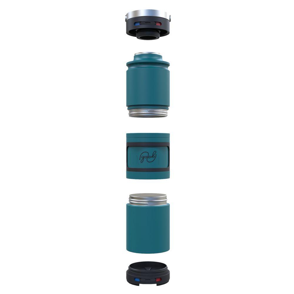 Golchi 2-in-1 Bottle, classic aqua